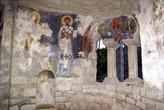 Фрески и колонны