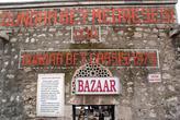 Вход на крытый базар в Егирдире