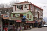 На ценетральной улице Егирдира