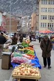 На рынке в Егирдире