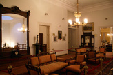 Гостинная в Музее Ататюрка в Измире