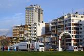 Дома на набережной в Измире