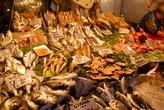 Рыба на рынке в Измире