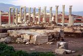 Колонны на Агоре в Измире