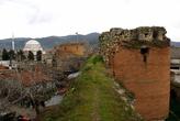 Крепостная стена Никеи