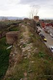 Крепостная стена в Изнике