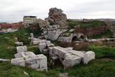 Руины амфитеатра в Изнике