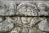 Римский рельеф на камне