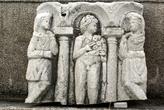 Фрагмент римской гробницы
