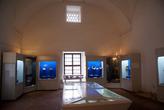 В зале Археологического музея в Изнике