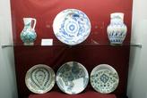 Посуда в Археологическом музее в Изнике