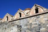 Слуховые окна церкви