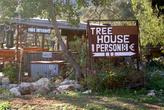 Дом на деревьях — гестхаус в Учагызе