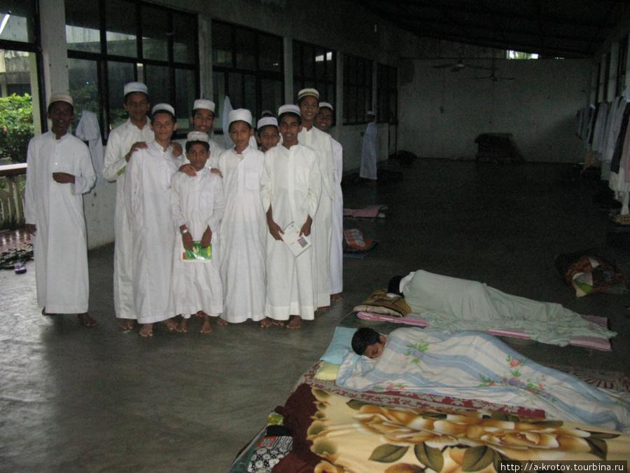 мусульманская школа-медресе