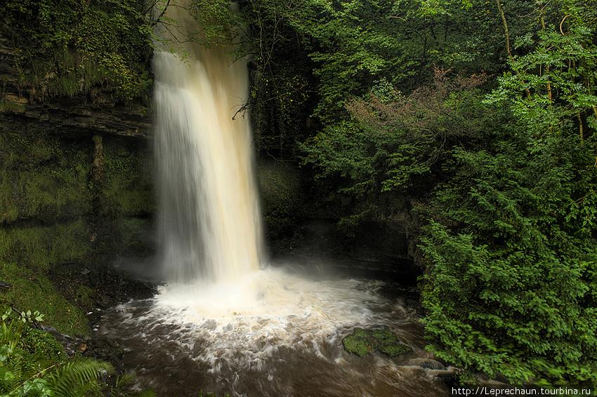 Водопад Гленкар