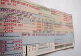 Мой билет в Стамбул, год 2008-й