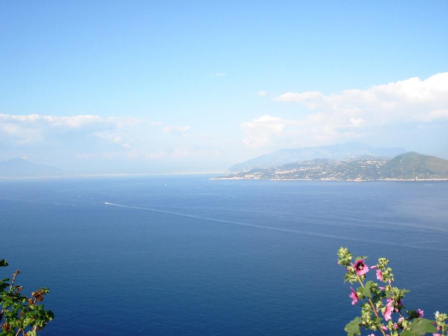 Путь к острову Капри