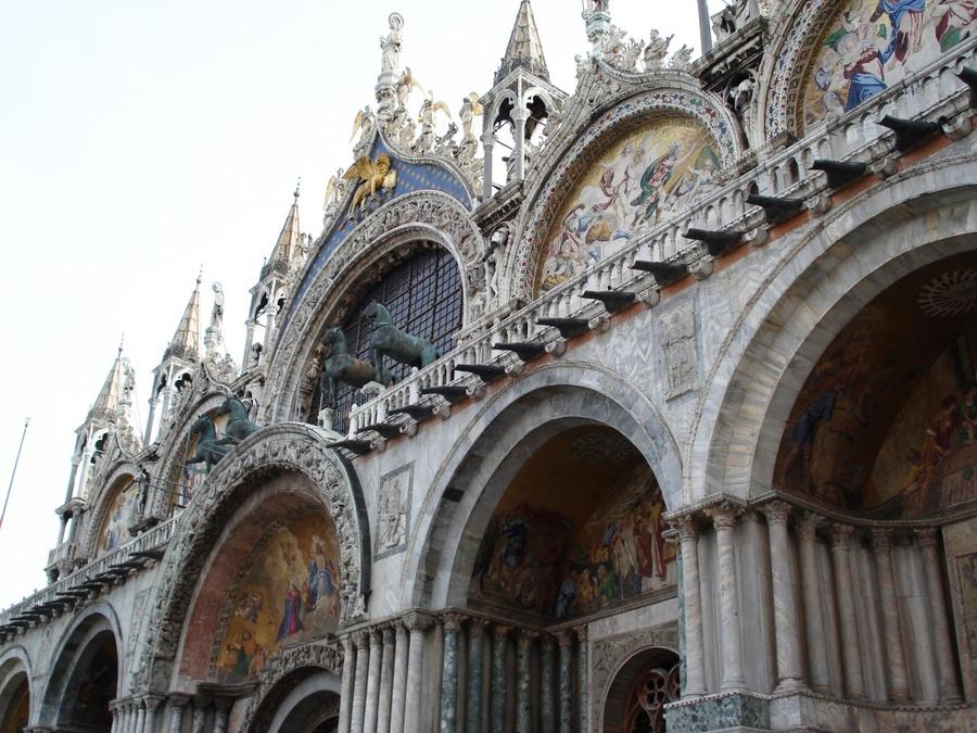 Фасады Венеции