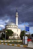 Мечеть у вокзала в Манисе