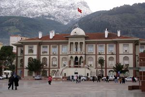 Муниципалитет Манисы