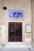 Окно мечети Султан Джами