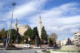 Площадь перед мечетью Султан Джами