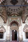 Вход в мечеть Мюрадие