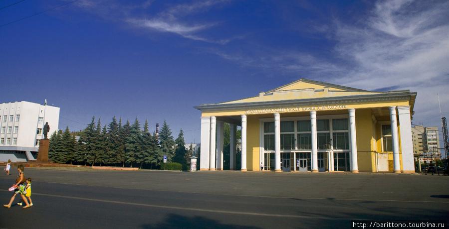 Сызранский драматический театр.