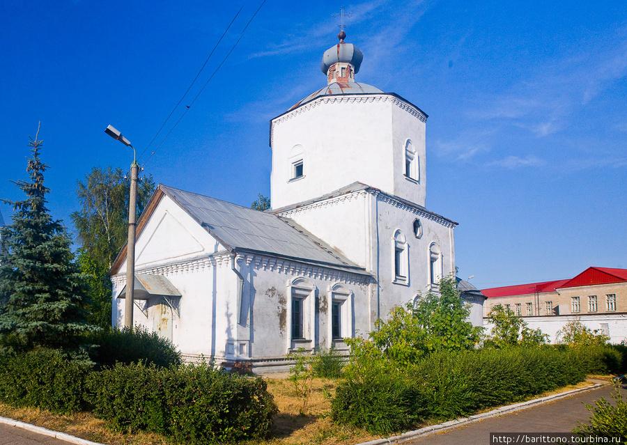 Храм в честь Рождества Христова.