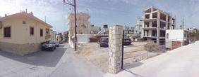 Город Мирес по пути в из Ираклиона в Маталу. Тихий и совершенно не интересный.