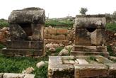Некрополь в ПатареСаркофаг