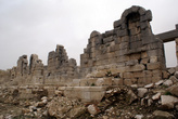 Руины в Патаре
