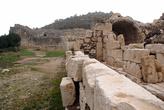 Руины Одеона в Патаре