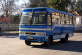 Автобус в Салихли