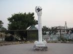 памятник депортированым татарам.
