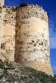 Угловая крепостная башня