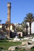 Колонна храма Юпитера в Силифке