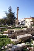 Руины храма Юпитера в Силифке
