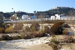 Река Гёксу в Силифке