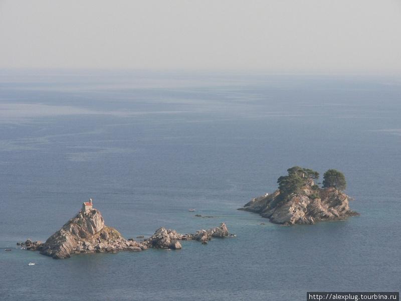 Острова.