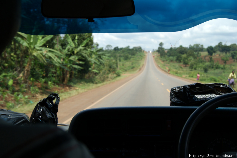 мы едем в Кампалу