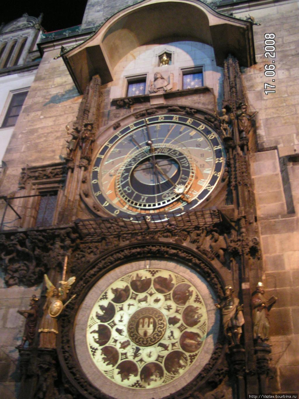 Часы наручные прага