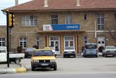 Вокзал в Ыспарте