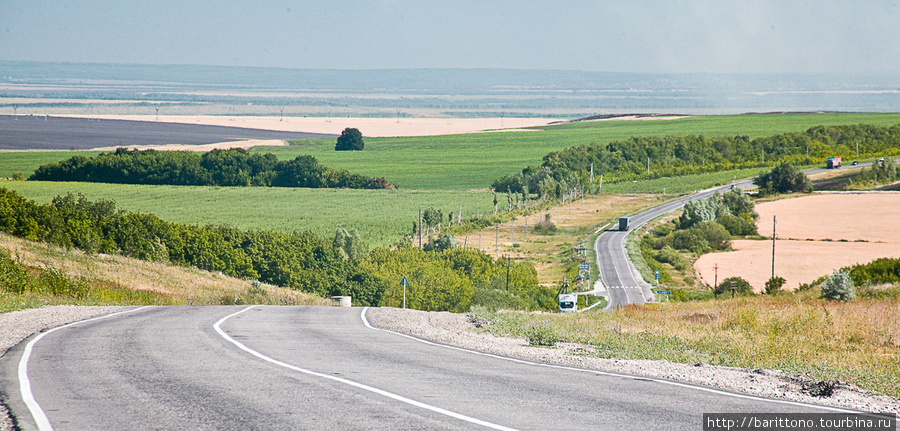 Немного Ульяновской области.