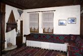 Типичная комната в традиционном турецком доме