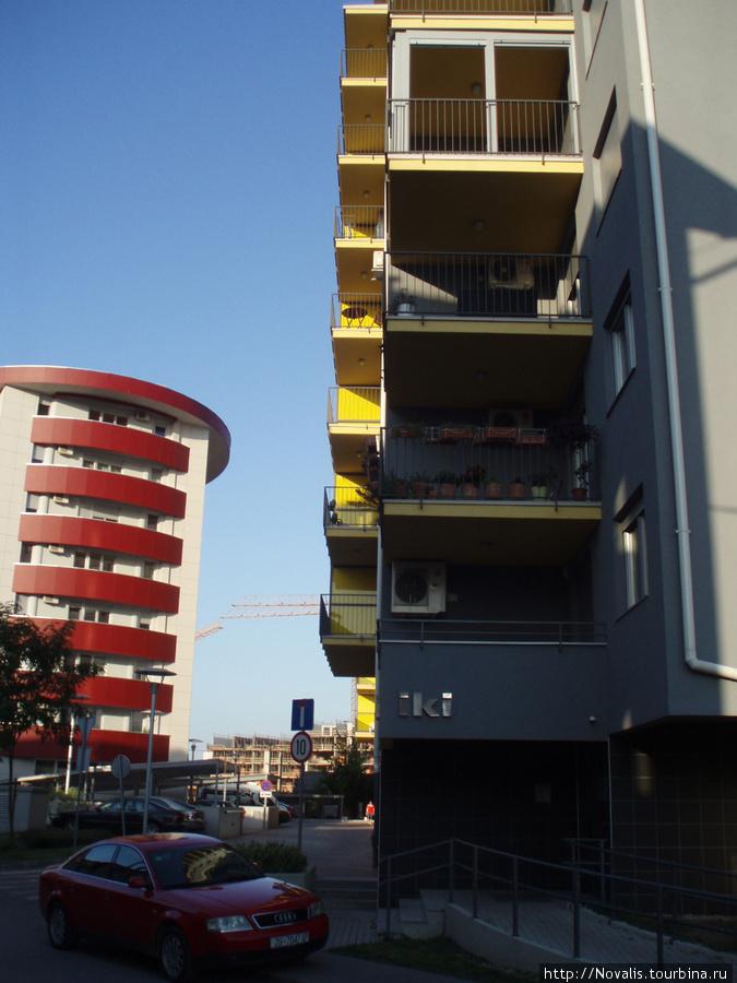 наш дом в Загребе