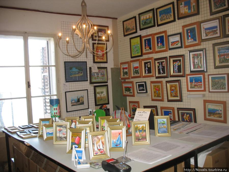 Художественная галерея в Порече
