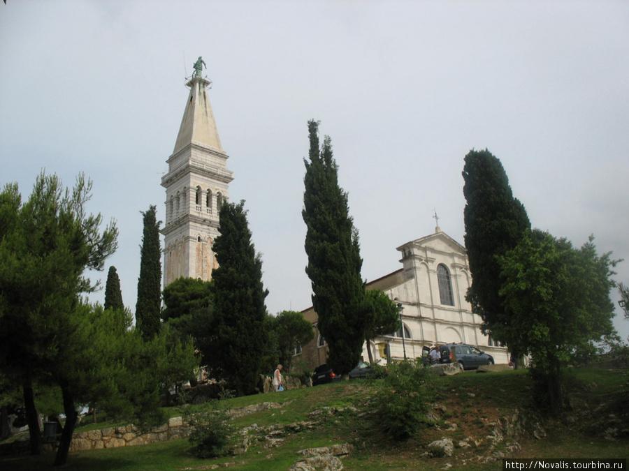 Собор и колокольня св. Эувфимии