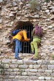 Любопытные туристы в Эфесе