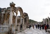 Улица в Эфесе